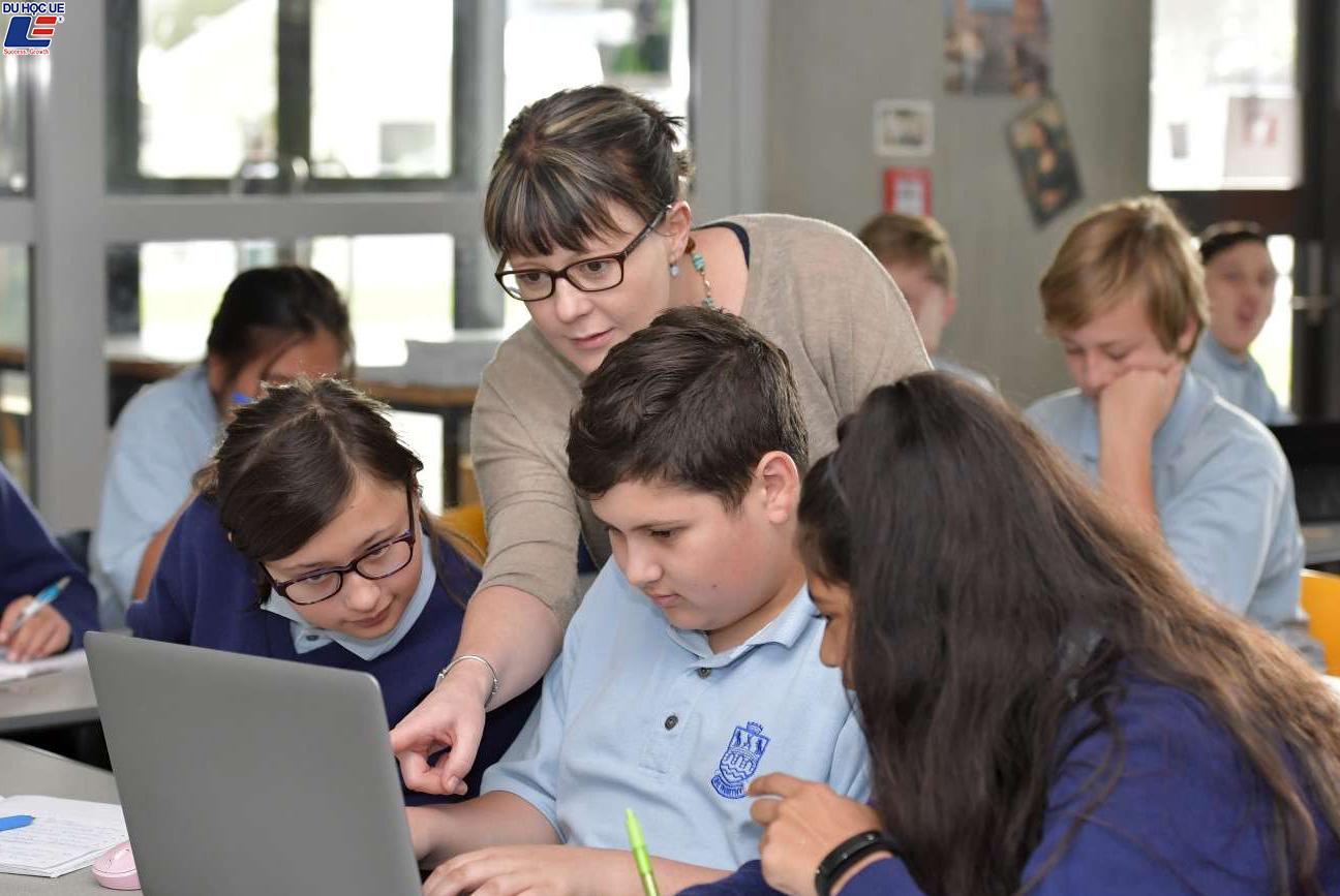 Học bổng hấp dẫn của chính phủ New Zealand dành cho chương trình trung học phổ thông vào trường Upper Hutt College 3