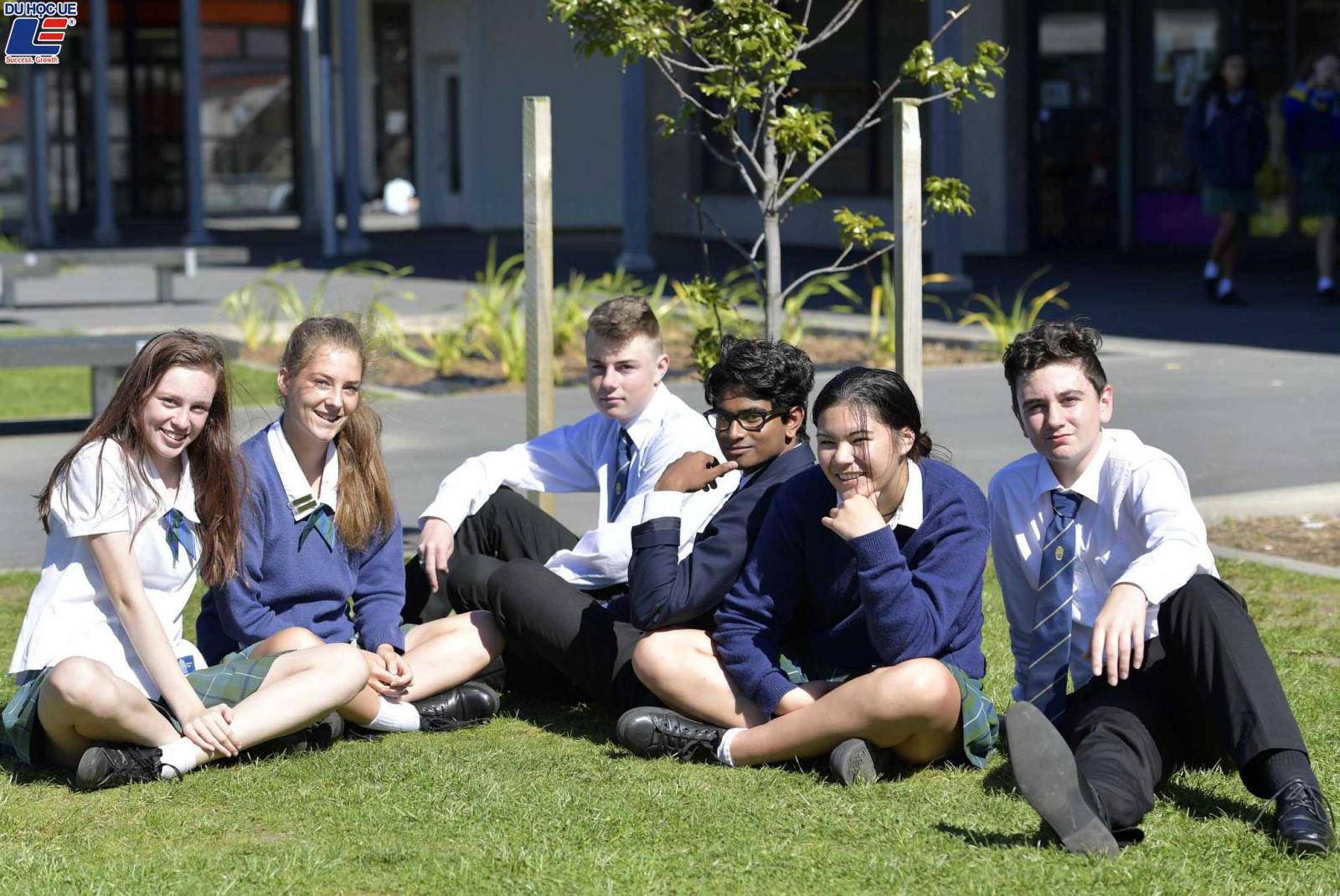 Học bổng hấp dẫn của chính phủ New Zealand dành cho chương trình trung học phổ thông vào trường Upper Hutt College 2