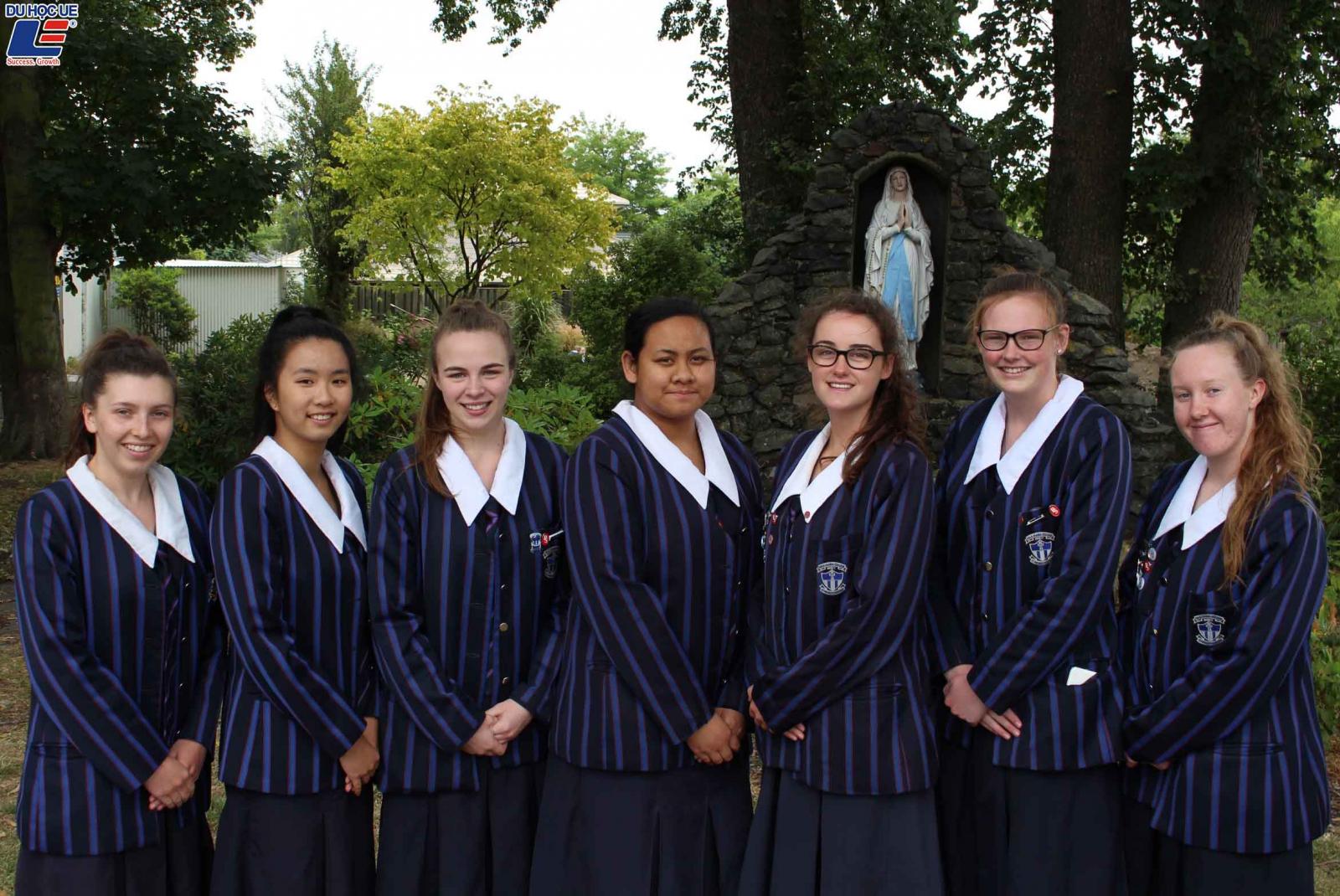 Học bổng hấp dẫn của chính phủ New Zealand dành cho chương trình trung học phổ thông vào trường Villa Maria College 2