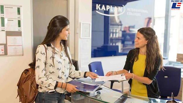 Học bổng Kaplan International English 1