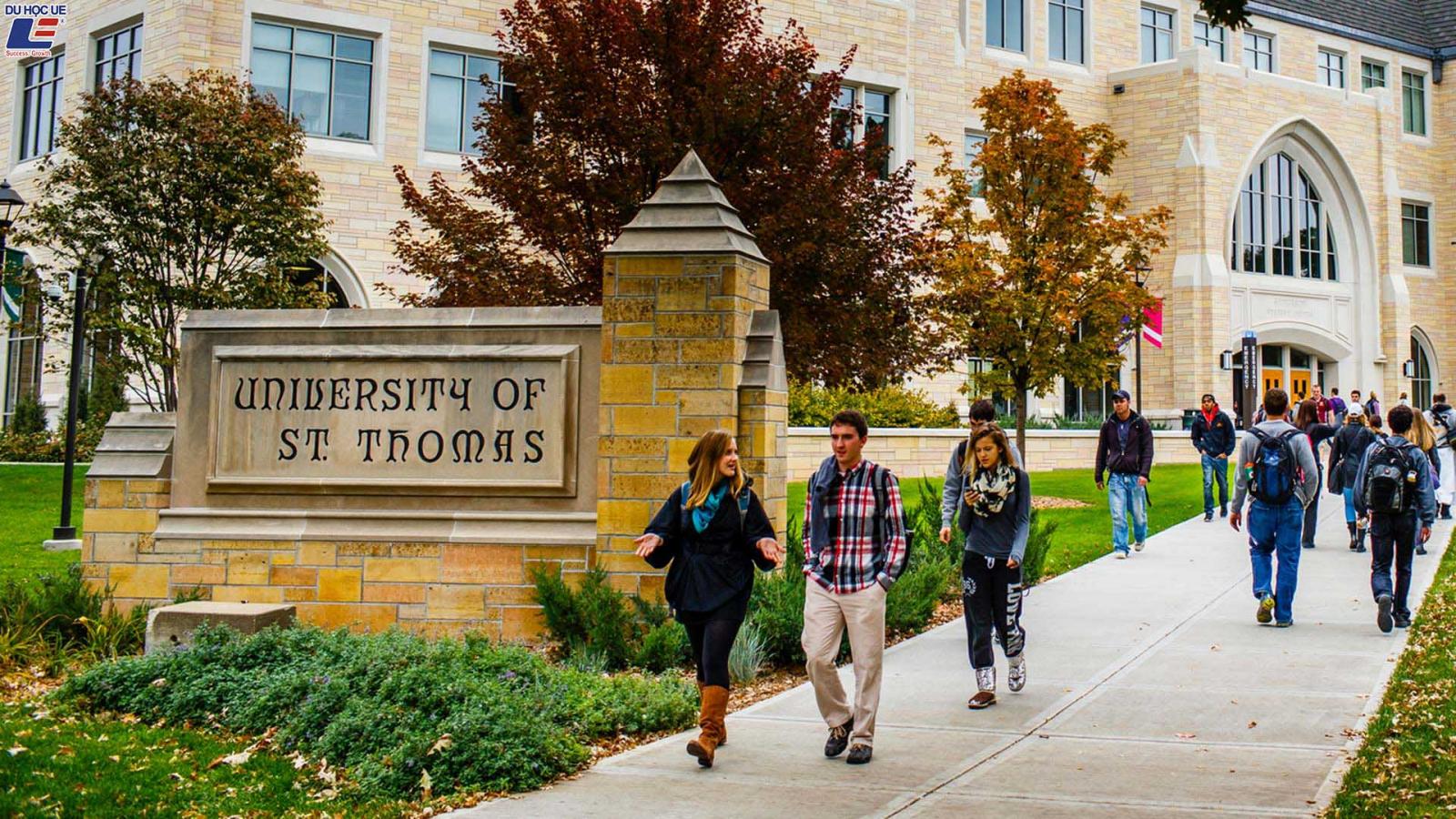 Học bổng lên tới 70% khi ứng tuyển vào University Of St. Thomas 4
