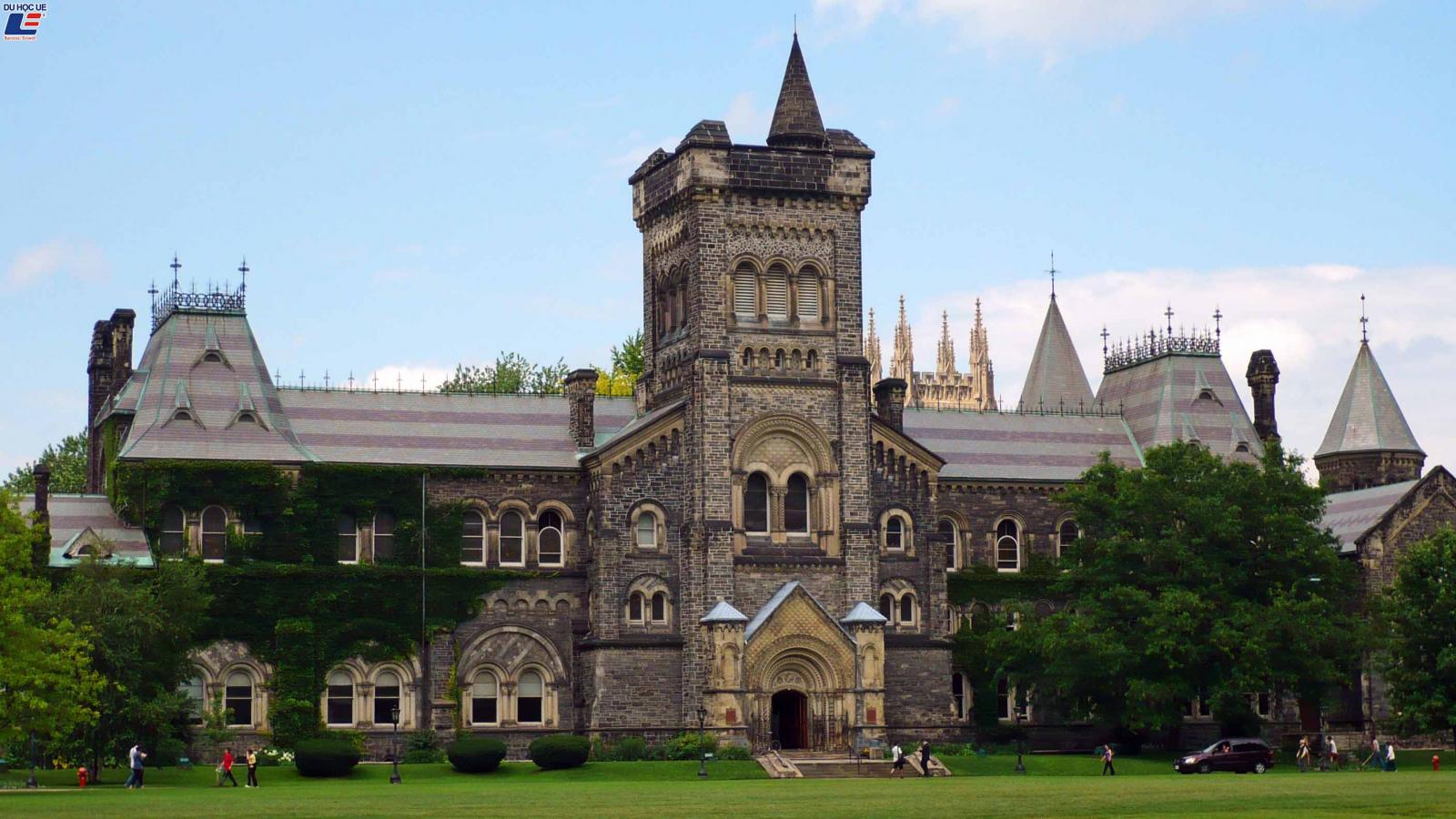 Học bổng toàn phần tại Đại học Toronto 2019