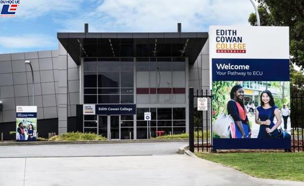 Học bổng tại Edith Cowan College 1