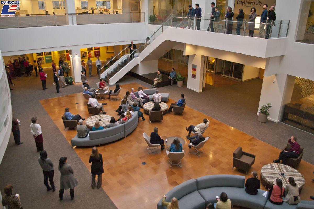 Học chương trình MBA độc đáo tại Đại học City University Of Seattle - Mỹ 2