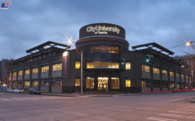 Học chương trình MBA độc đáo tại Đại học City University Of Seattle - Mỹ