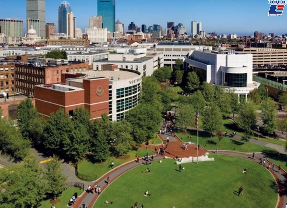 Học Thạc sĩ Dược tại Đại học Northeastern 1