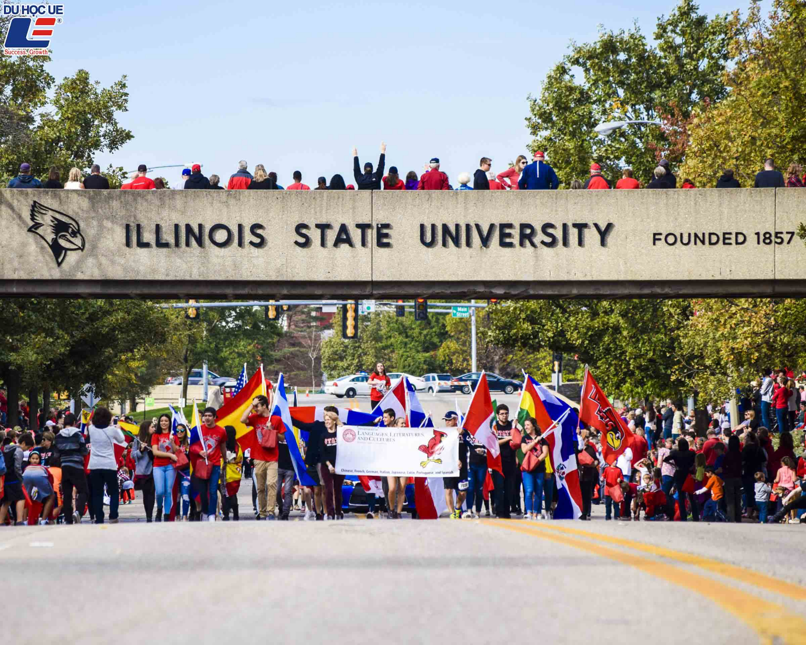 Illinois State University - Du học UE 5