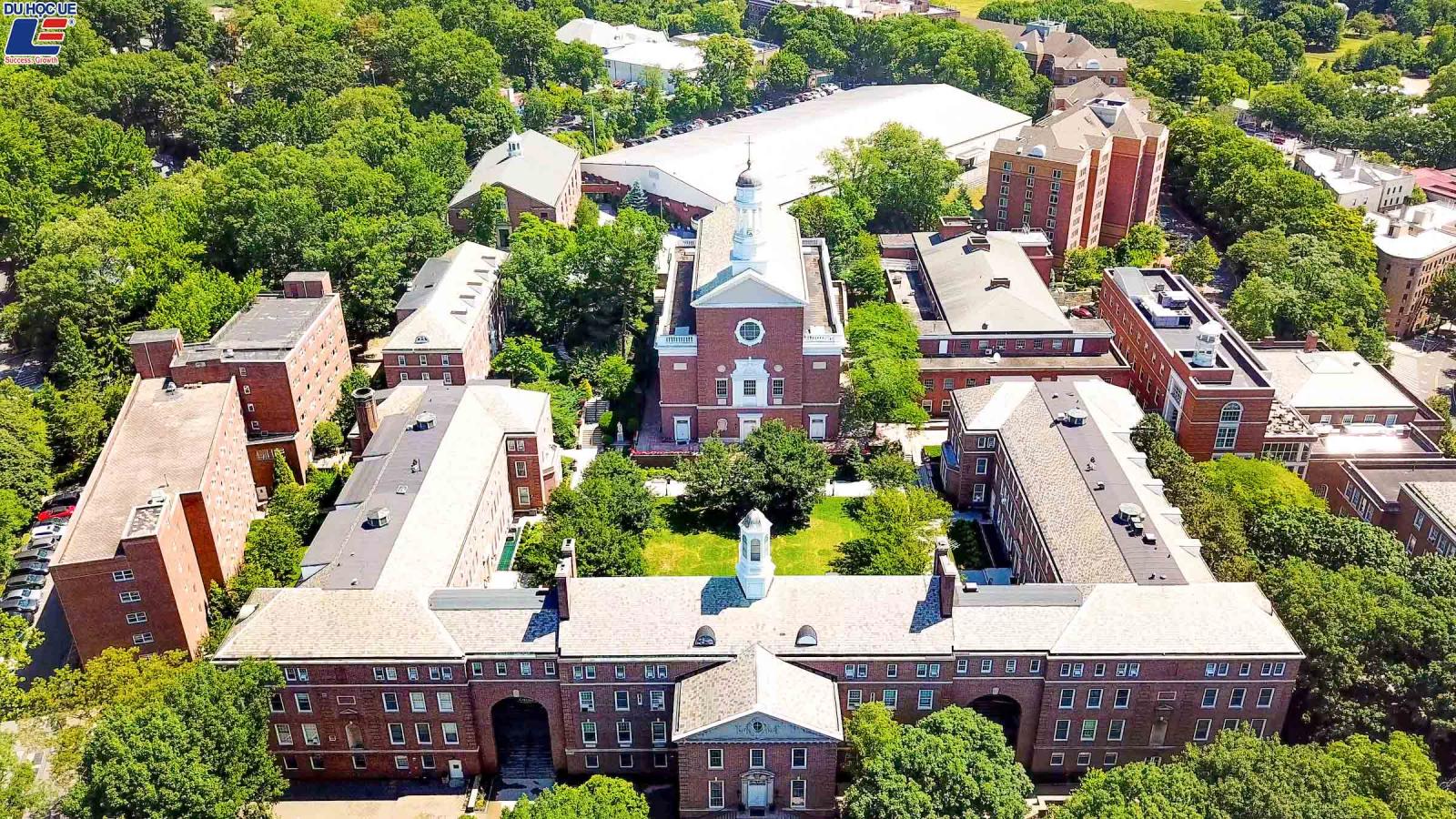 Manhattan College - Nơi những tập đoàn khổng lồ chiêu mộ nhân viên 2