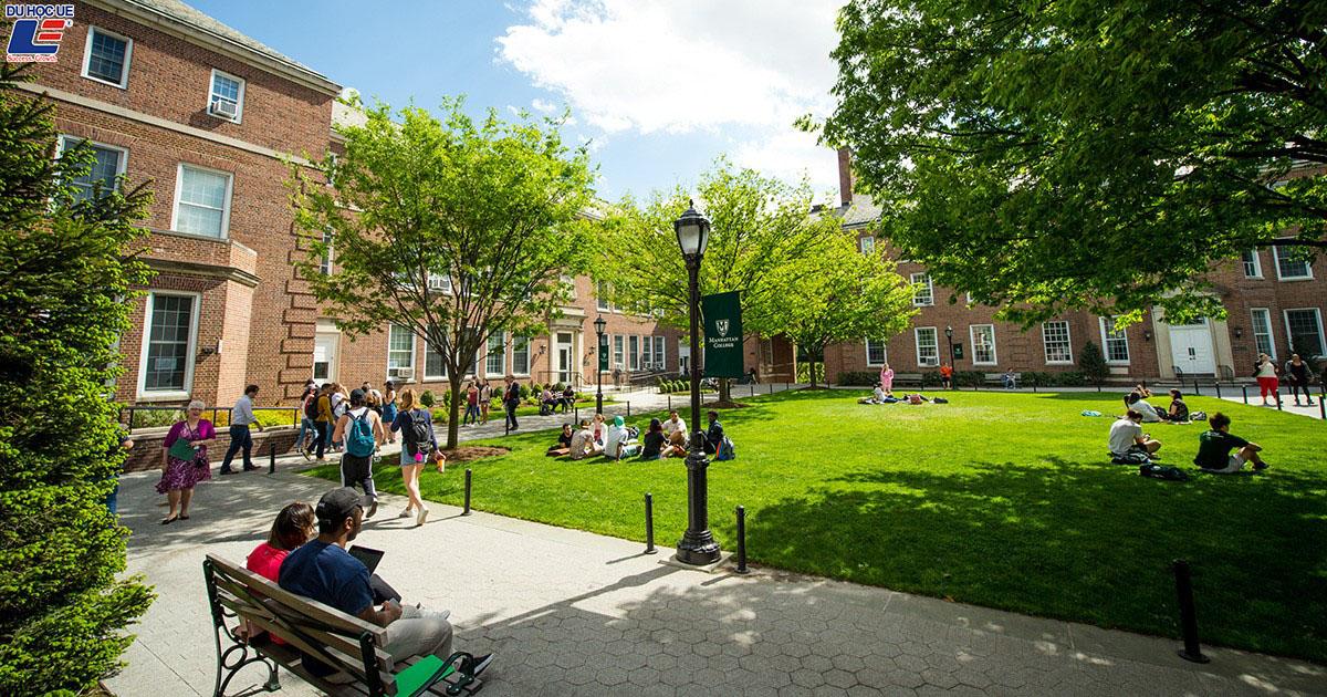Manhattan College - Nơi những tập đoàn khổng lồ chiêu mộ nhân viên 4