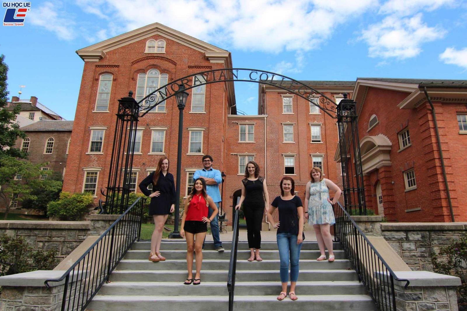 Moravian College - Trường cao đẳng lâu đời bậc nhất xứ sở cờ hoa