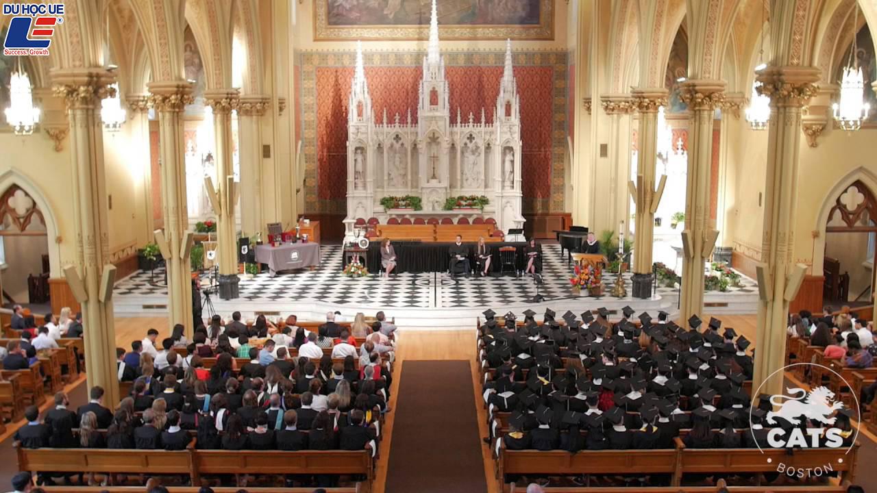 Một bước đến Mỹ cùng học bổng IVY toàn phần tại CATS Academy Boston