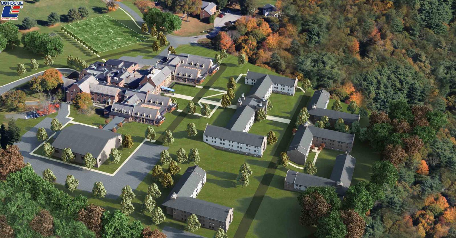 Một bước đến Mỹ cùng học bổng IVY toàn phần tại CATS Academy Boston 2