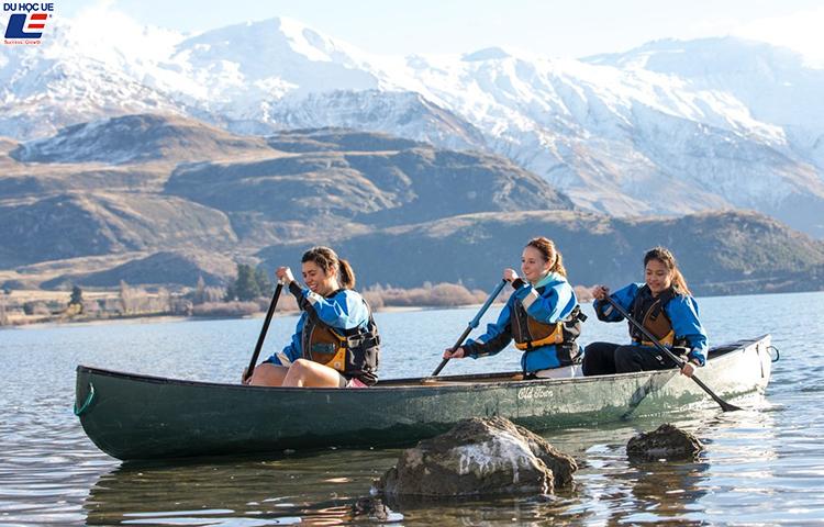 New Zealand đón du học sinh trở lại 3