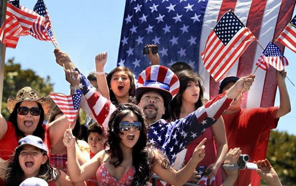 Những lễ hội độc đáo tại Mỹ