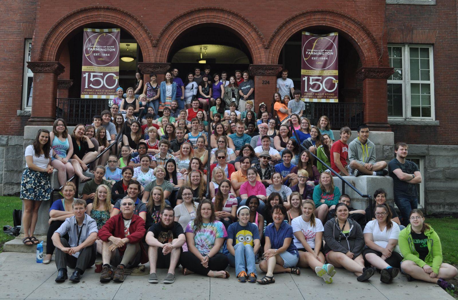 Nhanh tay đăng kí chương trình học bổng mùa thu của đại học Maine 2017