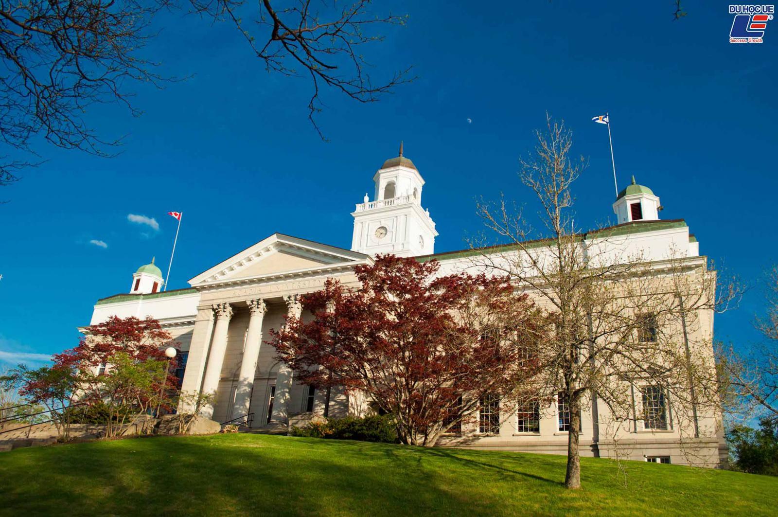 Nhanh tay ẵm học bổng 40.000 tại Acadia University 2