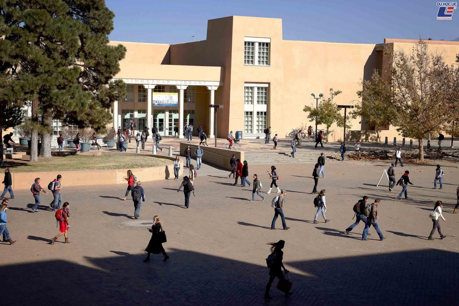 Nhanh tay săn học bổng giá trị 15.000 đô-la tại University Of New Mexico 3
