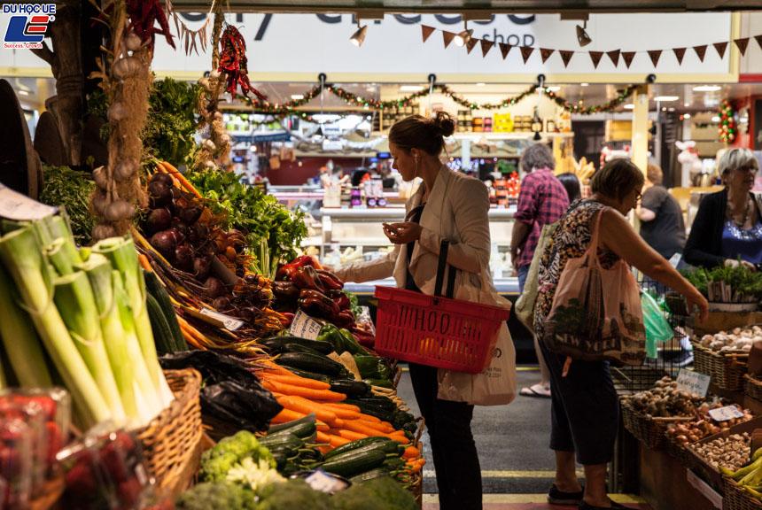 Những chợ thực phẩm giá rẻ tại Úc 2