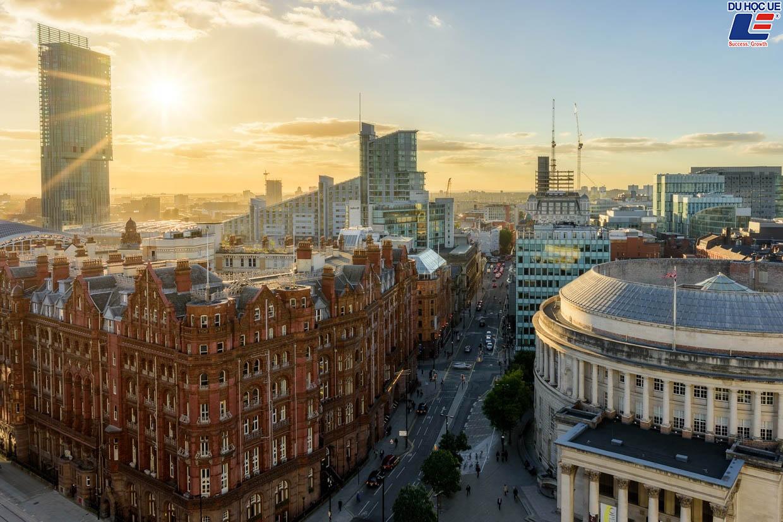 Những thành phố du học tại Anh 2