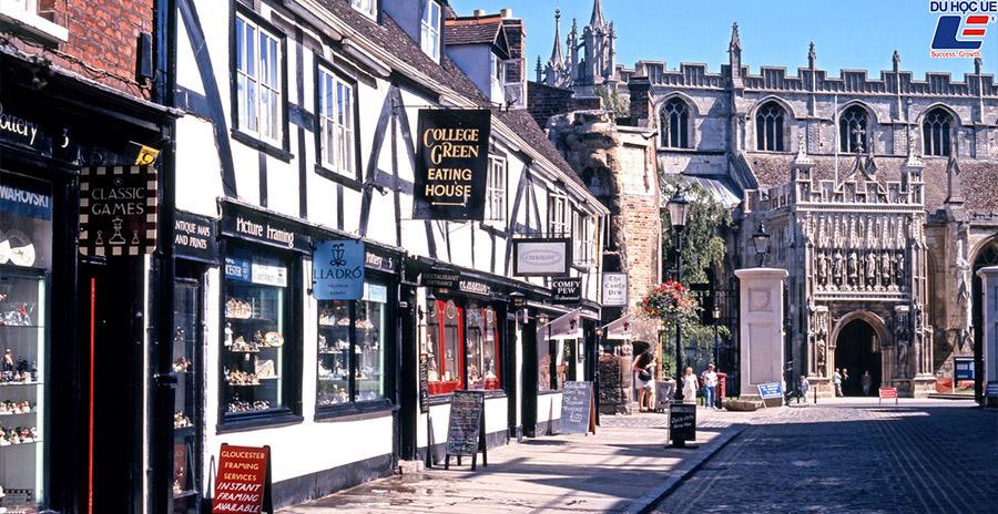 Những thành phố du học tại Anh 5