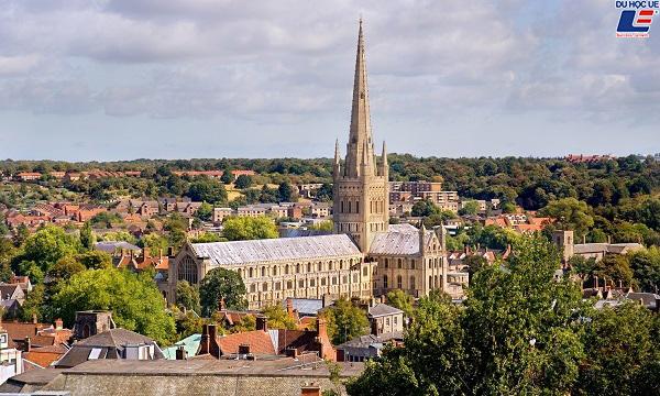 Những thành phố du học tại Anh 6
