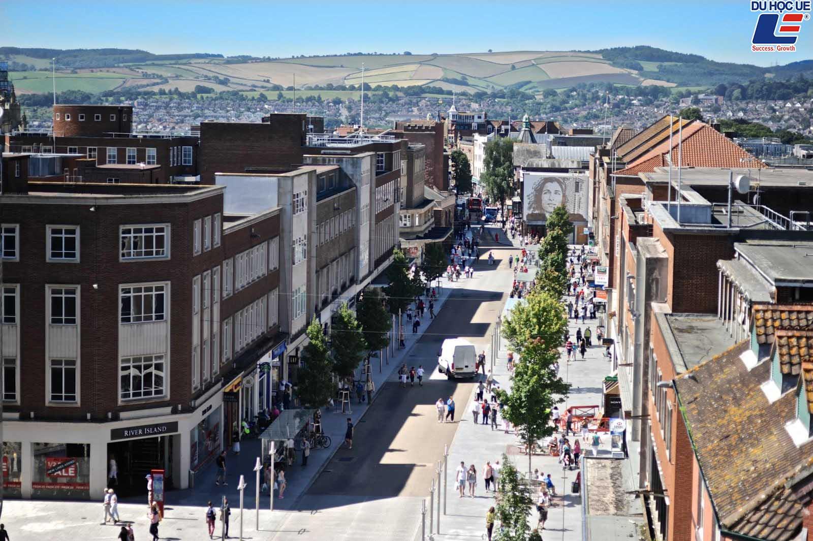 Những thành phố du học tại Anh 7