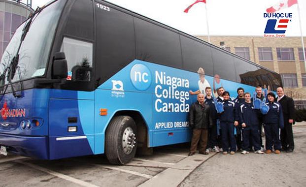 Niagara College, Cao đẳng Niagara, Trường cao đẳng công lập Niagara, Du học Canada