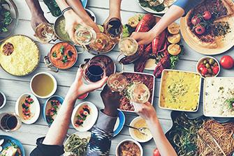 Ở Mỹ người ta thường ăn gì?