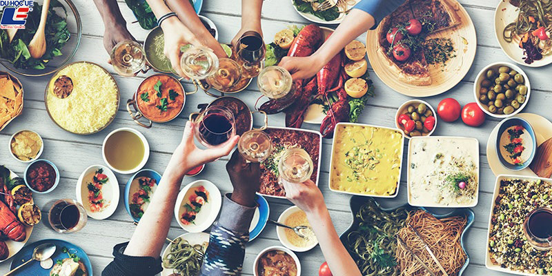 Ăn gì ở Mỹ, Ở Mỹ thường ăn gì 2