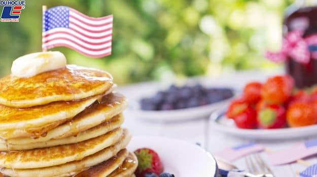 Ăn gì ở Mỹ, Ở Mỹ thường ăn gì 1