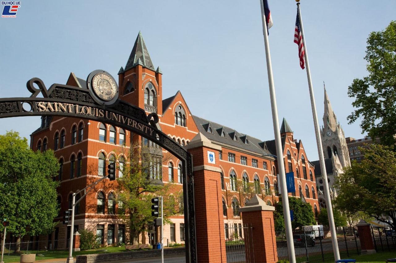 Saint Louis University - Điểm đến tiềm năng của hành trình chinh phục giấc mơ Mỹ
