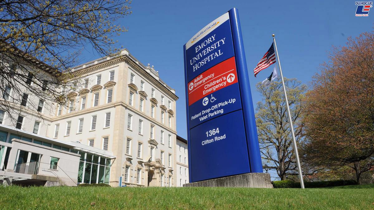 Săn học bổng du học Mỹ cùng Emory University - Cập nhật mới nhất về học bổng của trường năm 2020 2