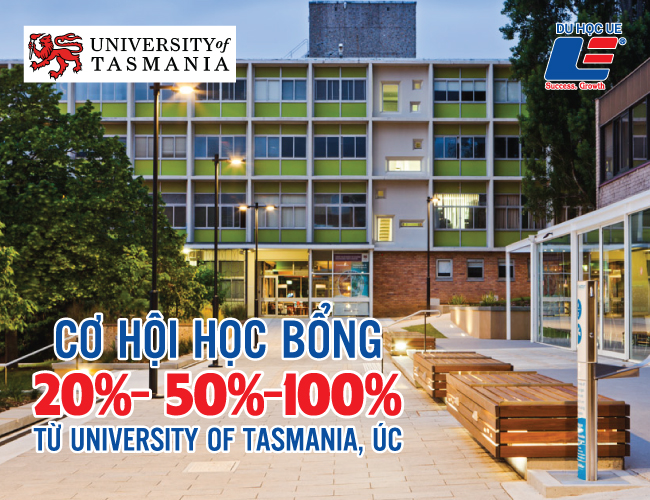 Học bổng University Of Tasmania - UTAS 2