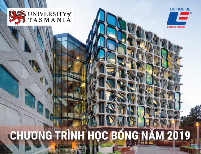 Học bổng University Of Tasmania - UTAS 1