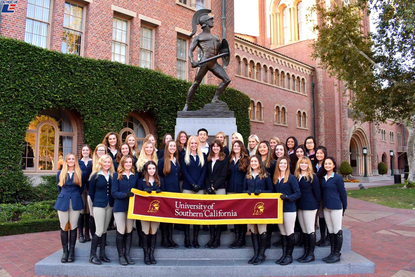 Săn học bổng Mỹ tại Đại học Nam California năm 2019 2