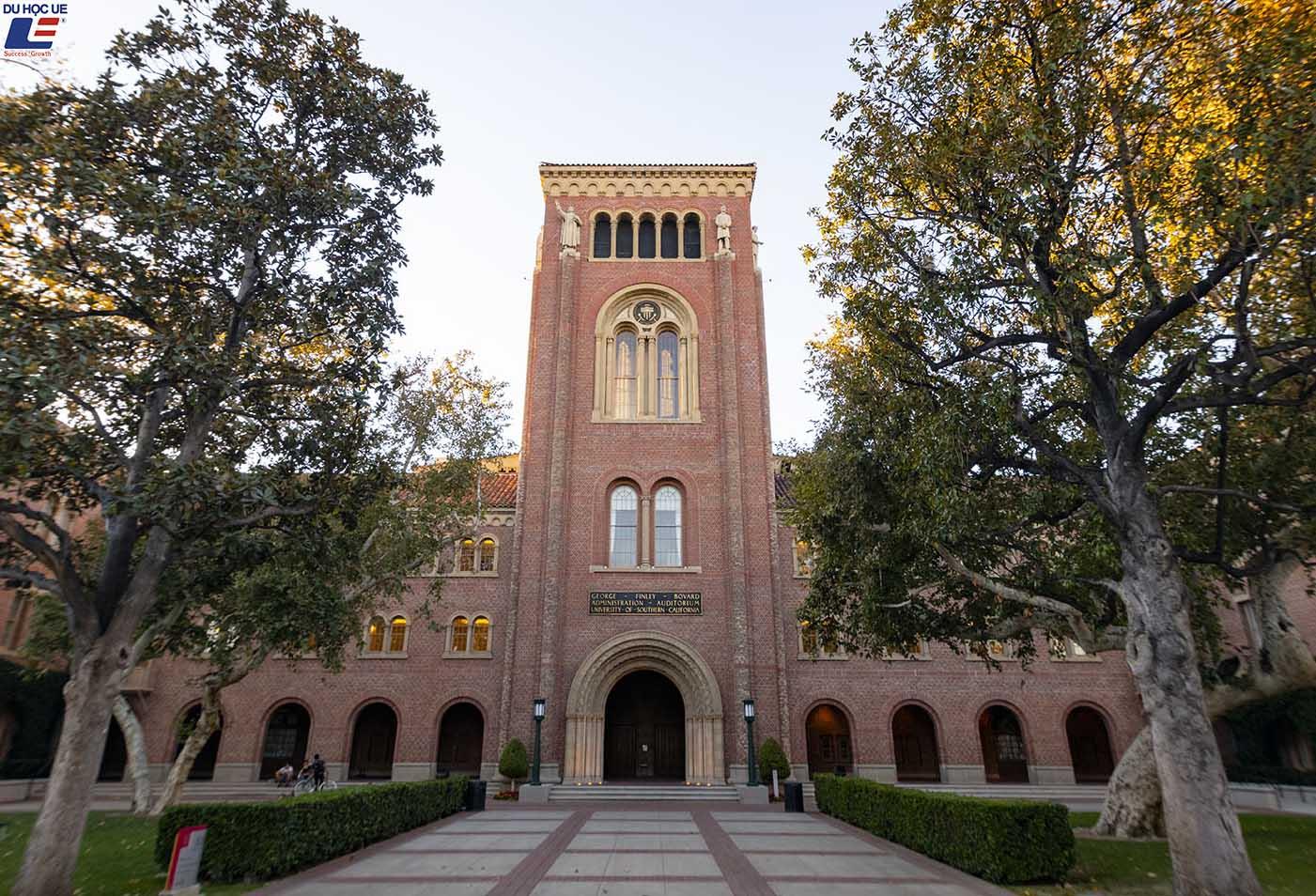 Săn học bổng Mỹ tại Đại học Nam California năm 2019