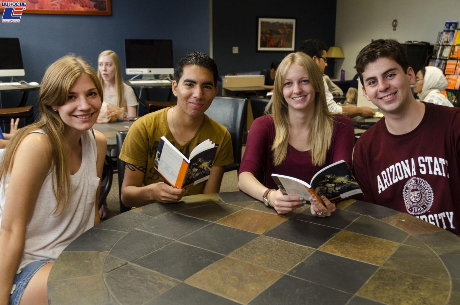 Săn ngay học bổng du học Mỹ cùng đại học ASU - Arizona State University