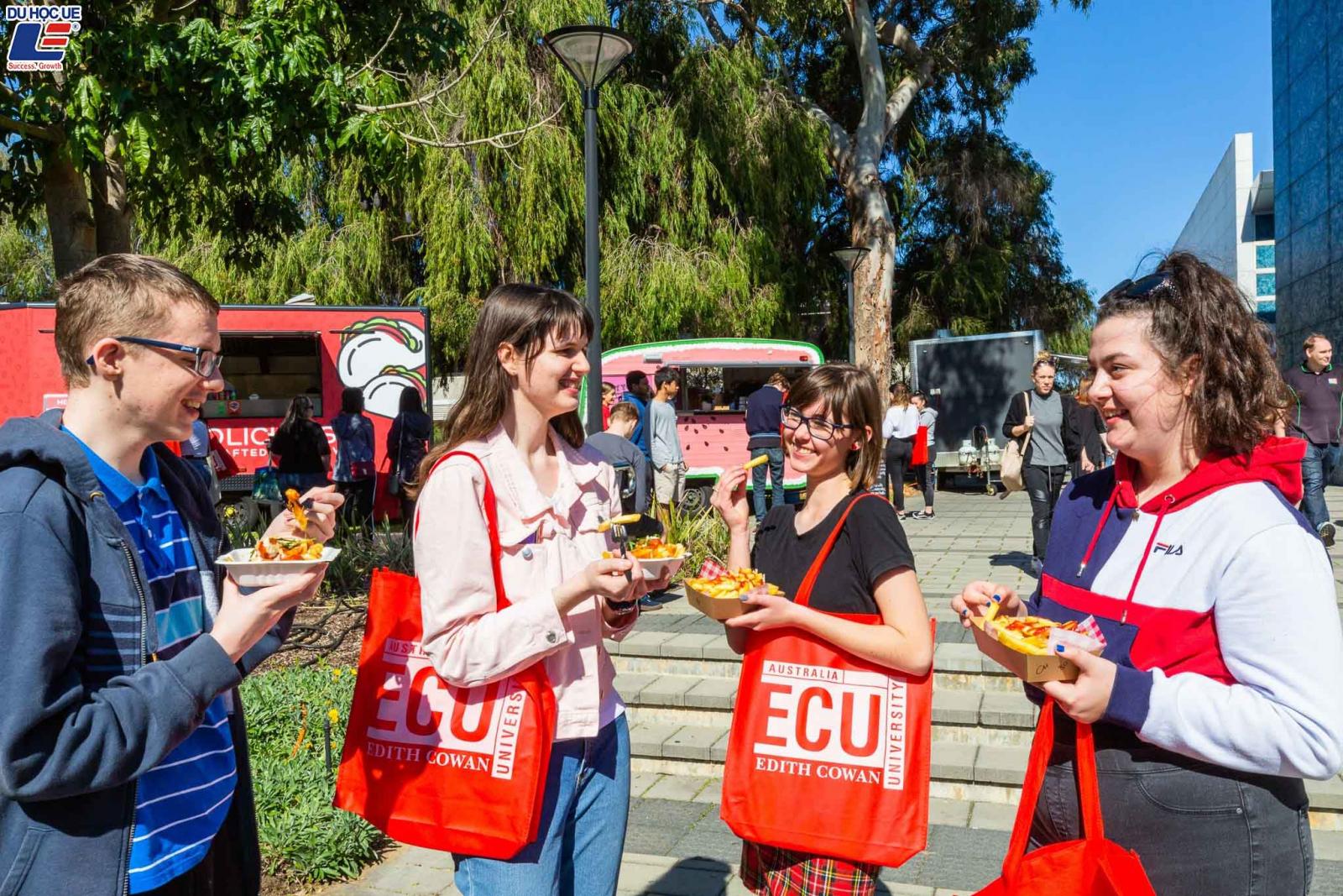 Sẵn sàng chinh phục thế giới với học bổng 20% tại Edith Cowan University