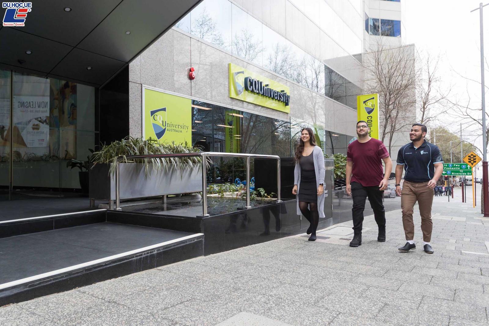 Sở hữu ngay học bổng úc 25% từ Central Queensland University (CQU) 2