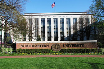 Get $ 660 when applying for a master's degree at Northeastern University