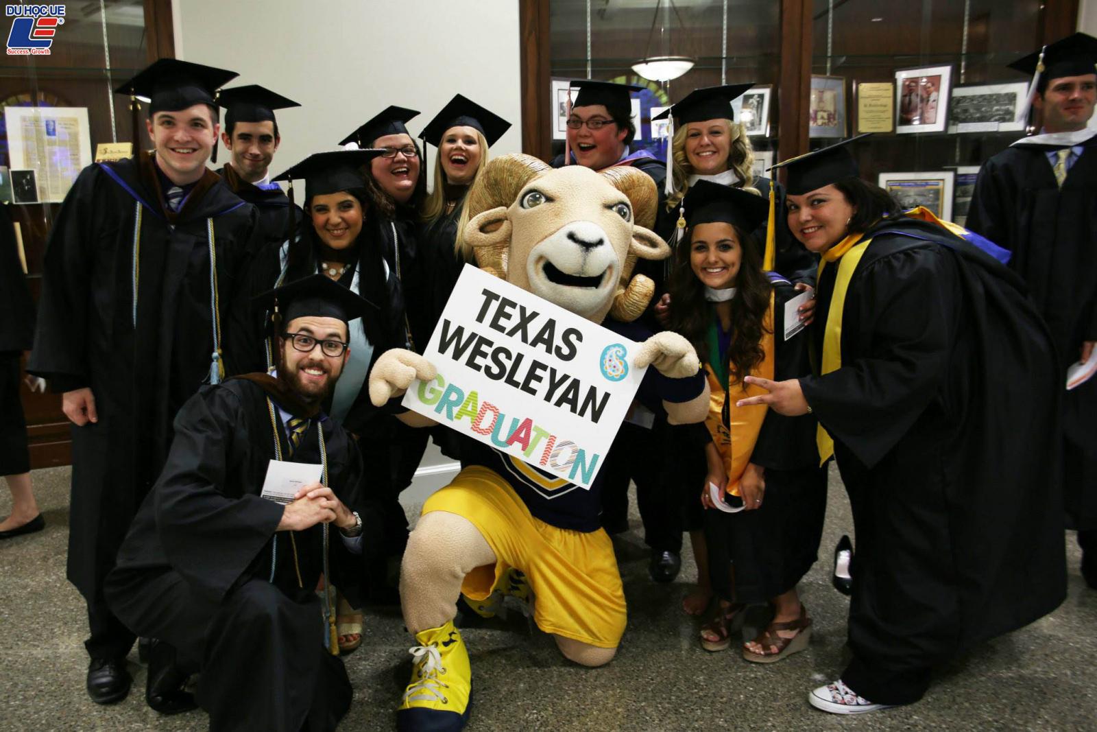 Texas Wesleyan University - Trường đại học biến giấc mơ Mỹ thành hiện thực