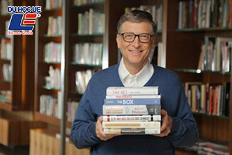 Reading habit of the most successful people in the world