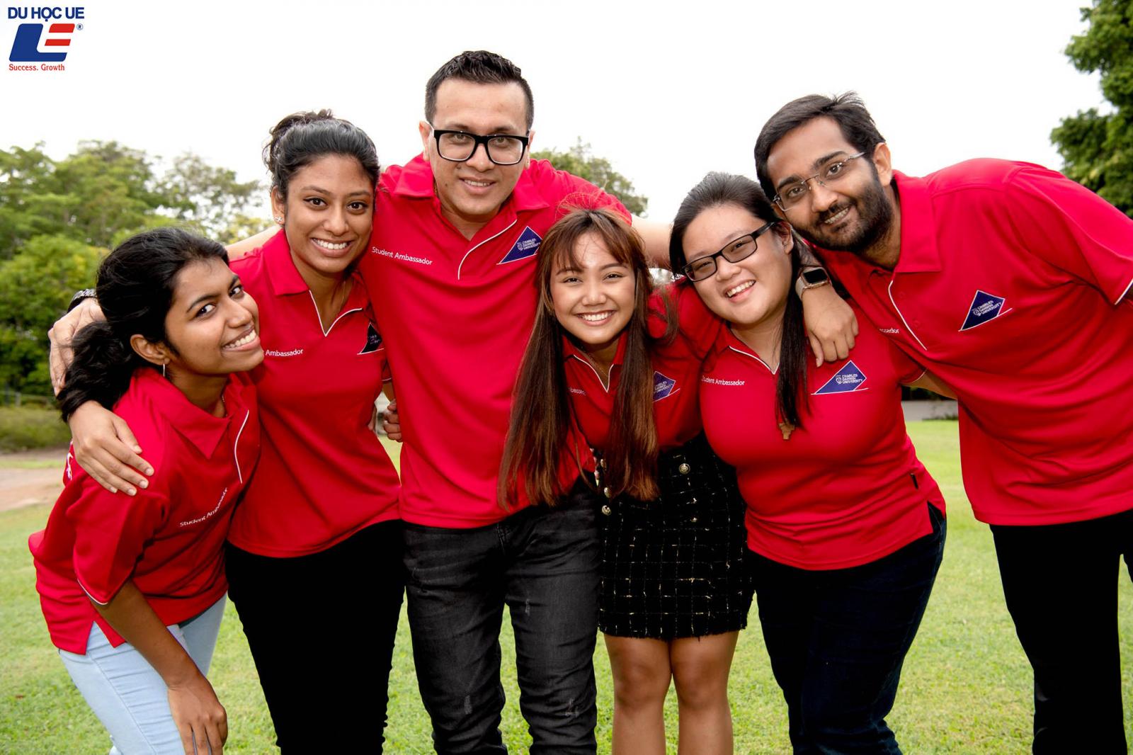 Thiên đường học bổng lên đến 100% dễ dàng tại Charles Darwin University