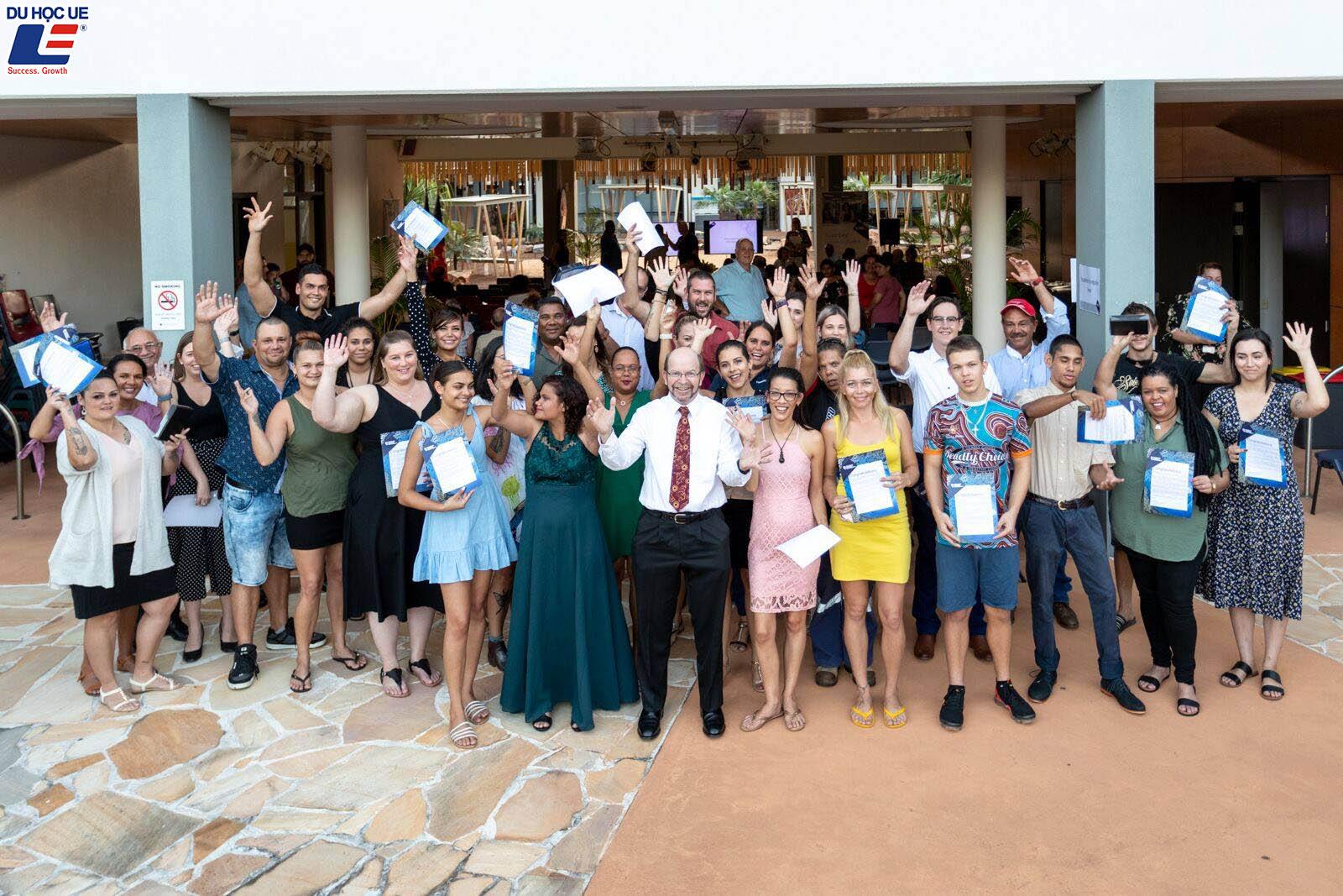 Thiên đường học bổng lên đến 100% dễ dàng tại Charlles Darwin University 5