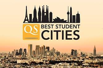 Top 25 thành phố tốt nhất dành cho sinh viên quốc tế năm 2017