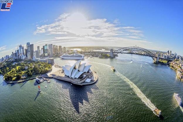 Các thành phố tại Úc 1