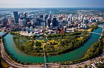 Trải nghiệm cuộc sống học tập tại thành phố Calgary, Canada