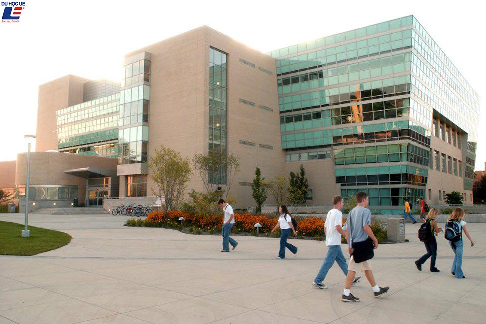 Triển lãm giáo dục Mỹ_Học bổng du học các nước, mùa thu 2019 - Ferris State University