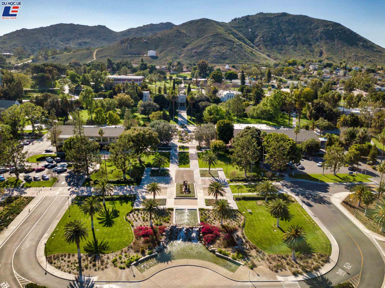 Triển lãm giáo dục Mỹ_Học bổng du học các nước, mùa thu 2019 - La Sierra University