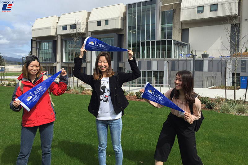 Triển lãm giáo dục Mỹ_Học bổng du học các nước, mùa thu 2019 - Lane Community College 2